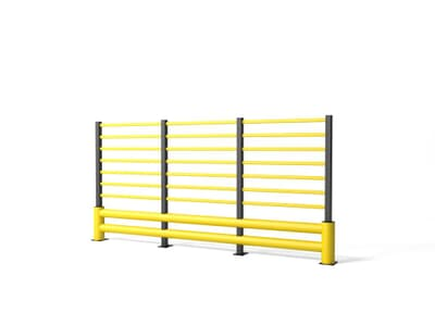 High Level Barriers