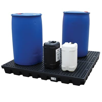Large Poly Workfloor System, 1600W x 1600L x 150H, 239L