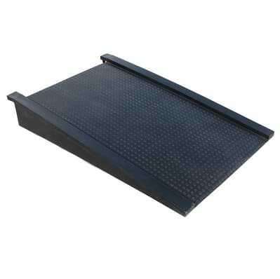 Ramp for Poly Workfloor System, 810W x 1290L x 180H