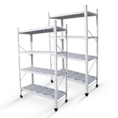 Steel Hospitality Medical Shelving