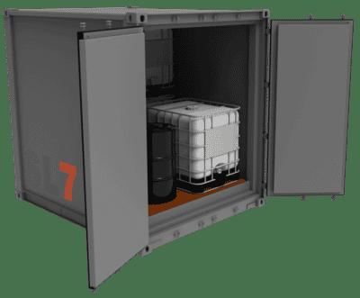 DG3MHC Vault Dangerous Goods Storage