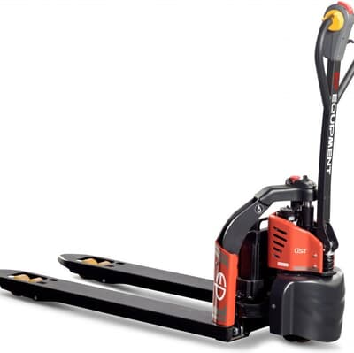 EP Electric Pallet Truck, 1200kg, lithium battery