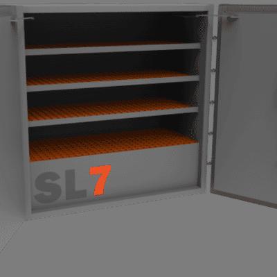 DG1800DD Vault™ Dangerous Goods Storage