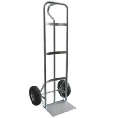 HT Series Hand Truck, heavy duty, zinc plated, 250Kg rated