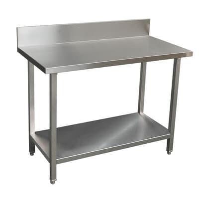 Premium Stainless Steel Bench