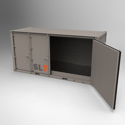 DG6MHC Vault Dangerous Goods Storage