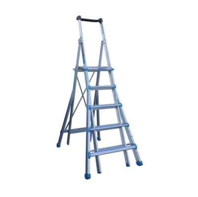 Trade Series Telescopic Platform Ladder