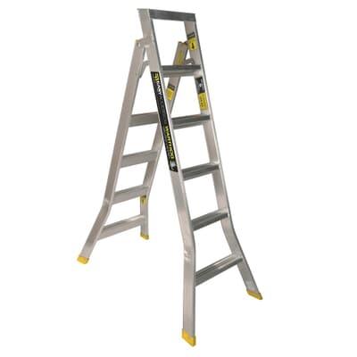 Warthog Step Extension Ladder