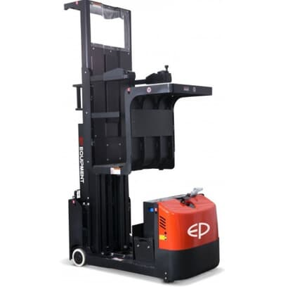 EP JX1 Electric Order Picker 3.6m, includes battery and charge