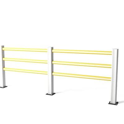 Boplan IceFlex Handrail Plus Barrier Protection