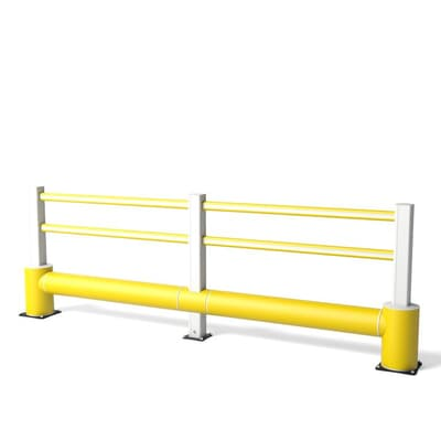 Boplan IceFlex TB400 Plus Barrier Protection