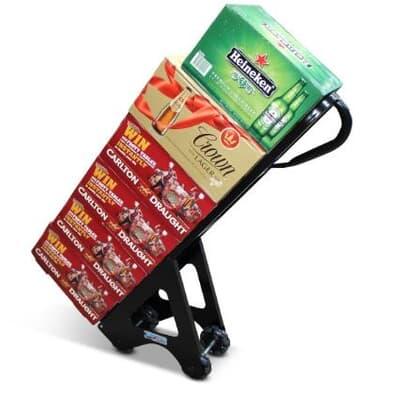 Beverage Hand Trolley & Mini Pallet System