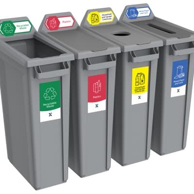 Rectangle Recycle Bin